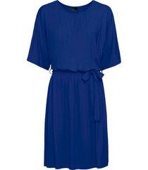 abito di jersey (blu) - bodyflirt