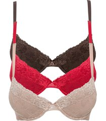 reggiseno push-up (marrone) - bodyflirt
