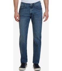 nautica men's straight-leg adriatic jeans