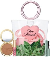 too faced 3pc. beach to the streets set