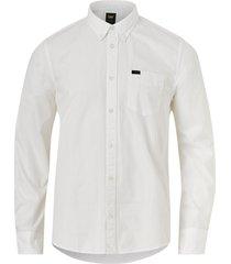 skjorta button down