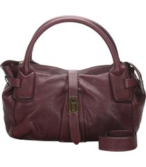 borsa donna a spalla shopping in pelle