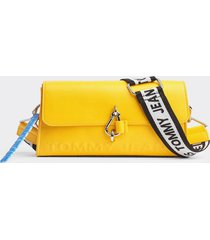 cartera bold crossover amarillo tommy jeans