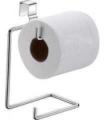 porta papel higiênico duplo future, para caixa acoplada, cromado