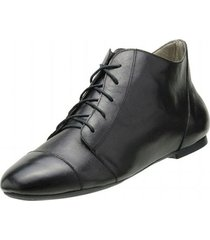 bota encinas leather ankle boot