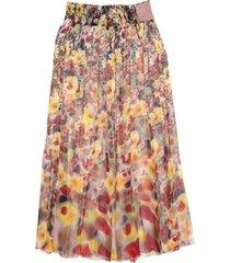 jean paul gaultier femme 3/4 length skirts