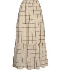 diapw sk lång kjol creme part two