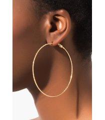 akira day 'n night hoop earring