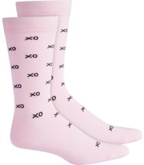 bar iii men's xo socks, created for macy's