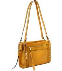 fossil women's allie satchel