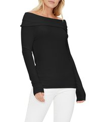women's michael stars elaine convertible off the shoulder top