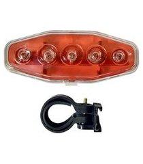 luz lanterna de segurança para bicicleta