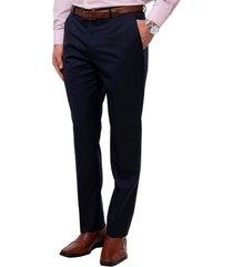 pantalón formal azul arrow