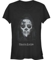 fifth sun harry potter death eater big face women's short sleeve t-shirt