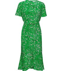 jacenia si jurk knielengte groen tiger of sweden