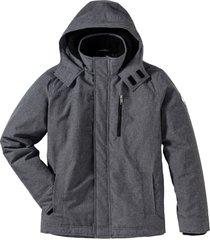 giacca funzionale con cappuccio (grigio) - bpc bonprix collection