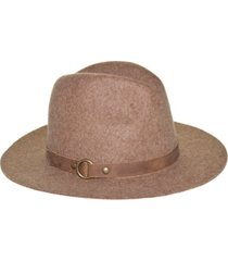 frye wool felt tall crown fedora