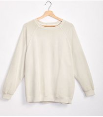 lou & grey oversized sweatshirt