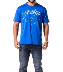 camiseta braziline brasil araguaia manga curta
