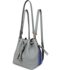 esin akan small notting hill leather convertible bag