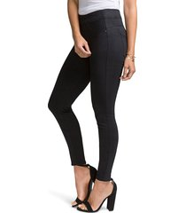 women's curves 360 by nydj sculpted denim leggings, size 0 - black
