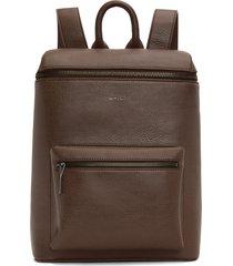 matt & nat oshie backpack, chestnut