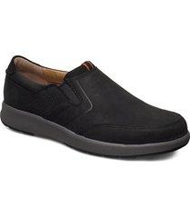 un trail step loafers låga skor svart clarks