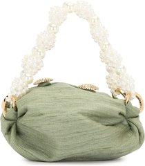 0711 green nino tote bag