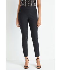 maurices womens black soft pull on stretchy bengaline pants