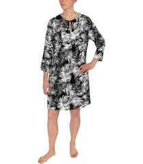sesoire women's printed nightgown