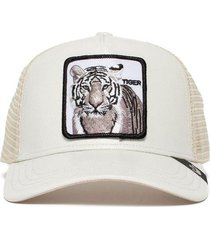 gorra blanco goorin bros killer tiger