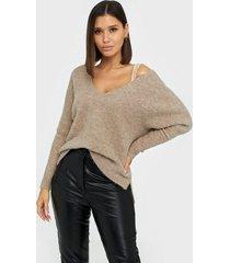 neo noir powel knit blouse stickade tröjor