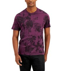 inc men's smear printed t-shirt, created for macy's