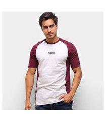 camiseta nicoboco slim fit milotic masculina