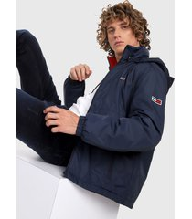 chaqueta azul navy tommy jeans