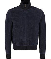 loewe suede jacket