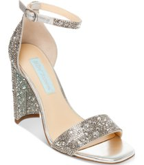 betsey johnson rina dress sandal women's shoes