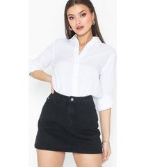 missguided a-line mini skirt minikjolar