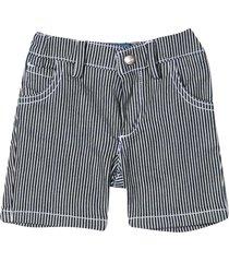 fay bermuda shorts with stripes print
