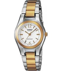 reloj casio  ltp-1253sg-7a mujer
