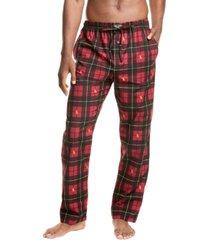 polo ralph lauren men's printed woven pajama pants