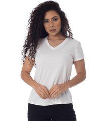 t-shirt osmoze z 602110167 branco - branco - feminino - dafiti