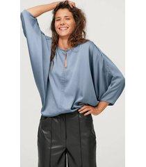 blus slveria blouse 3/4