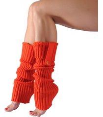 polaina rioutlet max lã laranja