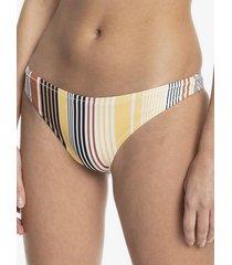 quiksilver womens classic recycled high leg bikini bottoms