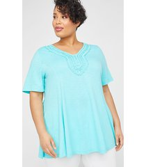 cottage way swing tunic