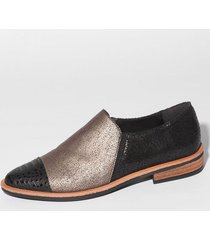 zapato negro bettona roma