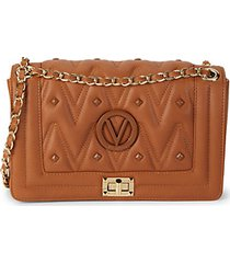 alice d sauvage quilted leather shoulder bag