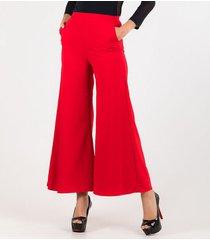 pantalones rojo derek 818261