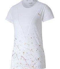 camiseta blanca puma metal splash deep 519037-02